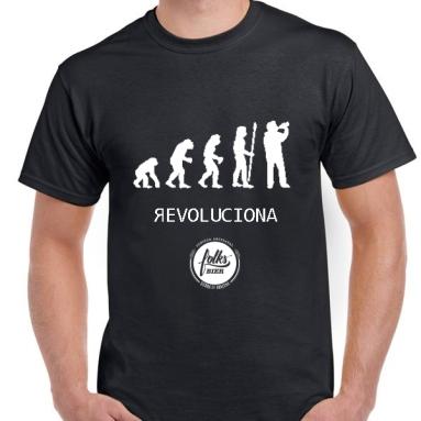Camiseta Revolucionate copia